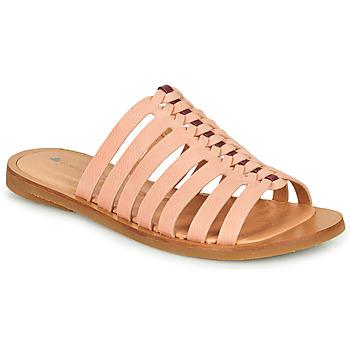 Shoes Women Mules El Naturalista TULIP Pink