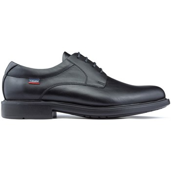 Shoes Men Derby Shoes CallagHan TORO CEDRON SHOES BLACK