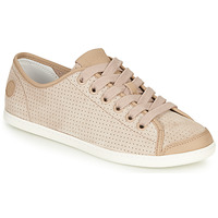 Shoes Women Low top trainers Camper Uno Beige