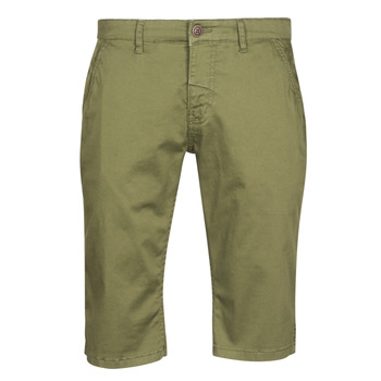 Clothing Men Shorts / Bermudas Casual Attitude MARINE Kaki