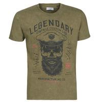 Clothing Men Short-sleeved t-shirts Yurban MCOOL Kaki