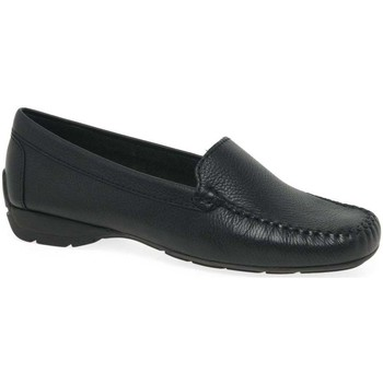 Shoes Women Loafers Charles Clinkard Sun II Womens Moccasins black