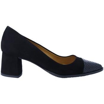 Shoes Women Heels Estiletti 2670 Zapatos de Salón de Mujer black