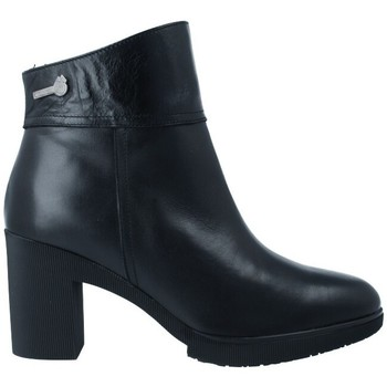 Shoes Women Ankle boots Wonders M-3731 Botines Dry de Mujer black