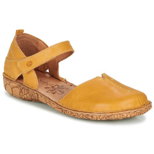 Shoes Women Sandals Josef Seibel ROSALIE 42 Yellow