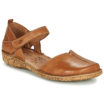 Shoes Women Sandals Josef Seibel ROSALIE 42 Cognac