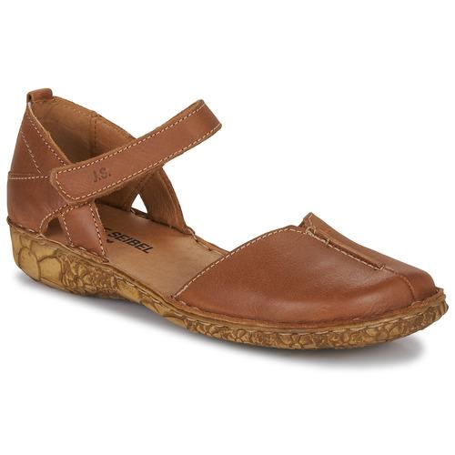 Shoes Women Sandals Josef Seibel ROSALIE 42 Cognac