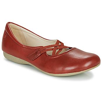 Shoes Women Flat shoes Josef Seibel FIONA 41 Red
