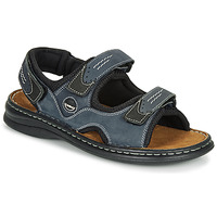 Shoes Men Outdoor sandals Josef Seibel FRANKLIN Blue