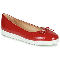 Shoes Women Flat shoes Geox D GENOVA Red