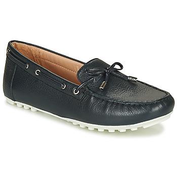 Shoes Women Low top trainers Geox D LEELYAN Blue / Marine