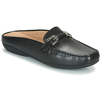 Shoes Women Clogs Geox D ANNYTAH MOC Black