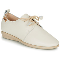 Shoes Women Derby Shoes Pikolinos CALABRIA W9K White