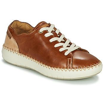 Shoes Women Low top trainers Pikolinos MESINA W6B Brown / Beige