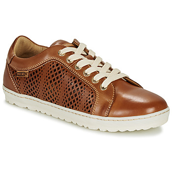 Shoes Women Low top trainers Pikolinos LAGOS 901 Cognac