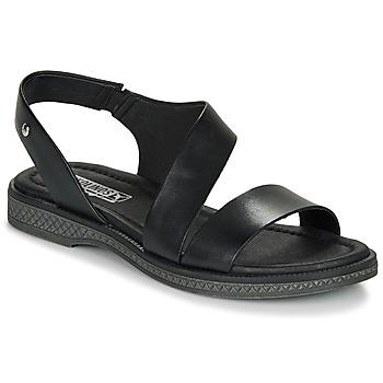 Shoes Women Sandals Pikolinos MORAIRA W4E Black
