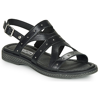 Shoes Women Sandals Pikolinos MORAIRA W4E Black
