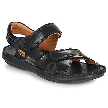 Shoes Men Sandals Pikolinos TARIFA 06J Black