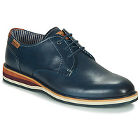 Shoes Men Derby Shoes Pikolinos ARONA M5R Blue / Brown