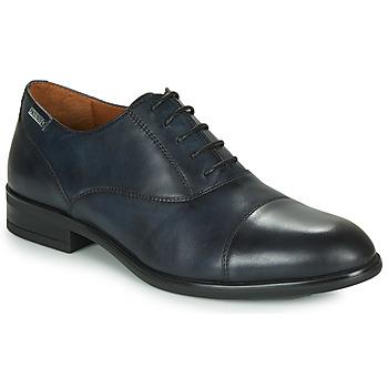 Shoes Men Derby Shoes Pikolinos BRISTOL M7J Blue