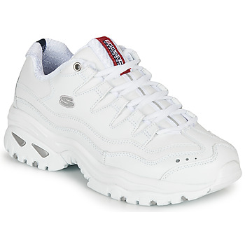 Shoes Women Low top trainers Skechers ENERGY White