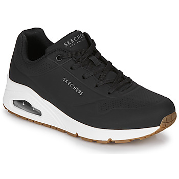 Shoes Women Low top trainers Skechers UNO STAND ON AIR Black