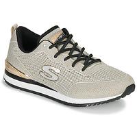 Shoes Women Low top trainers Skechers SUNLITE MAGIC DUST Grey