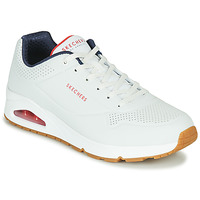 Shoes Men Low top trainers Skechers UNO STAND ON AIR White