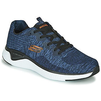 Shoes Men Fitness / Training Skechers SOLAR FUSE KRYZIK Marine / Black