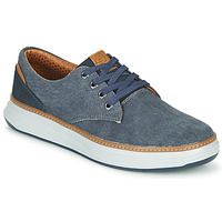 Shoes Men Low top trainers Skechers MORENO EDERSON Blue / Brown