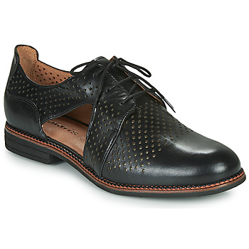 Shoes Women Derby Shoes Tamaris ARYA Black