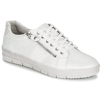 Shoes Women Low top trainers Tamaris  White