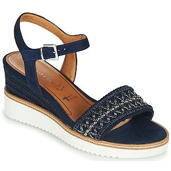 Shoes Women Sandals Tamaris ALIS Marine