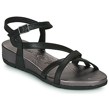 Shoes Women Sandals Tamaris MIKI Black