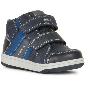 Shoes Boy Boots Geox Baby Flick Boys Infant Boots blue