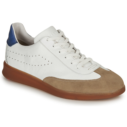 Shoes Men Low top trainers Lloyd BABYLON White