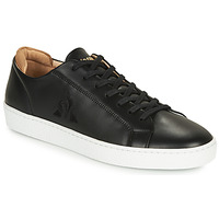 Shoes Men Low top trainers Le Coq Sportif CLUB Black