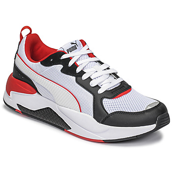 Shoes Men Low top trainers Puma X-RAY White / Black / Red