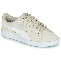 Shoes Women Low top trainers Puma VIKKY V2 GR Grey