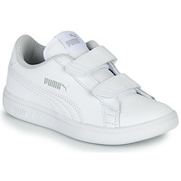 Shoes Children Low top trainers Puma Puma Smash v2 L V PS White