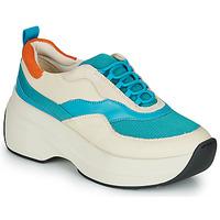 Shoes Women Low top trainers Vagabond Shoemakers SPRINT 2.0 Beige / Blue
