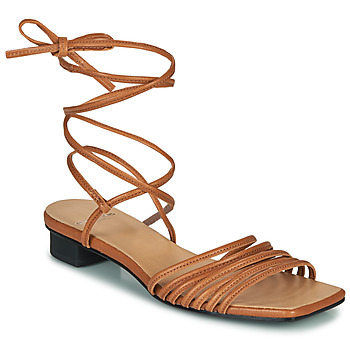 Shoes Women Sandals Vagabond Shoemakers ANNI Camel