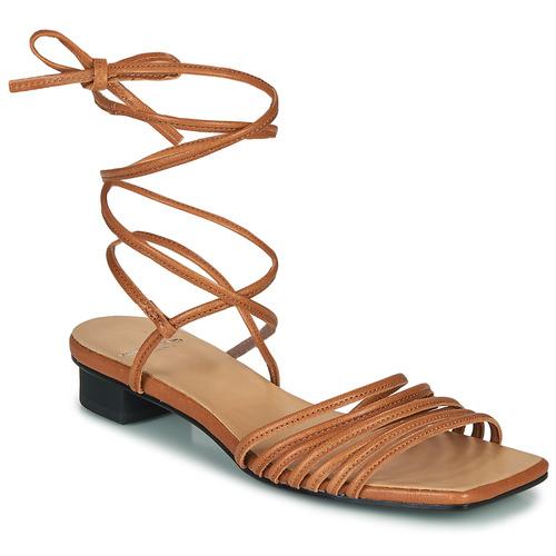 Shoes Women Sandals Vagabond Shoemakers ANNI Camel
