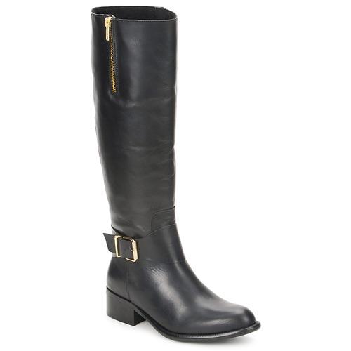 Shoes Women High boots Betty London NIDIL Black