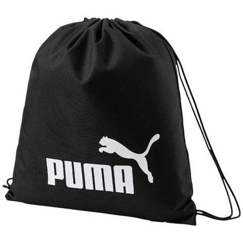 Bags Rucksacks Puma Phase Gym Sack Black