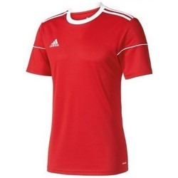 Clothing Men Short-sleeved t-shirts adidas Originals Squadra 17 Red