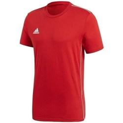 Clothing Men short-sleeved t-shirts adidas Originals Core 18 Red