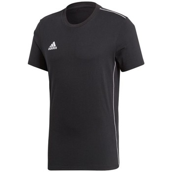 Clothing Men short-sleeved t-shirts adidas Originals Core 18 Black
