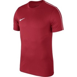 Clothing Men Short-sleeved t-shirts Nike Park 18 Red