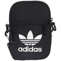 Bags Pouches / Clutches adidas Originals Fest Bag Trefoil Black